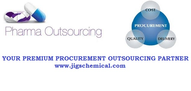 outsourcing of Chemicals, API, Intermediates, Expecients and Nutraceuticals
