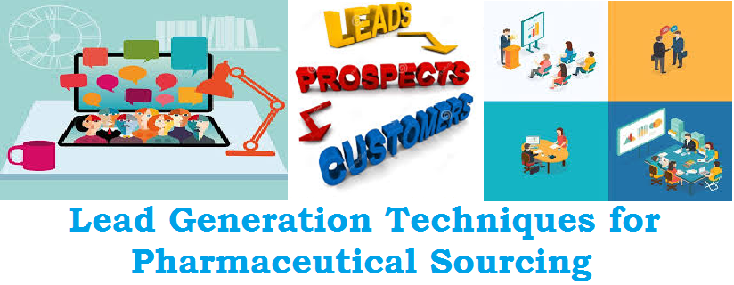 LinkedIn :Lead generation for Pharmaceutical Sourcing companies