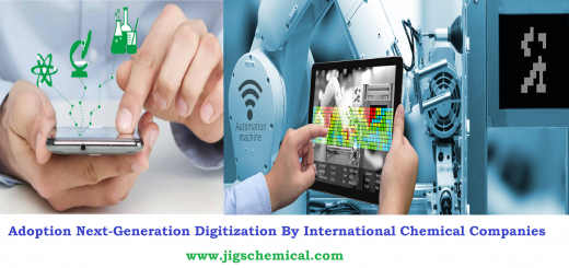 Adoption Next-Generation Digitization By International Chemical Companies
