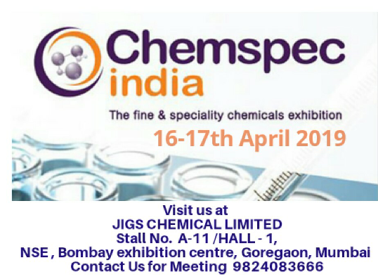chemspec india jigs chemical ltd.